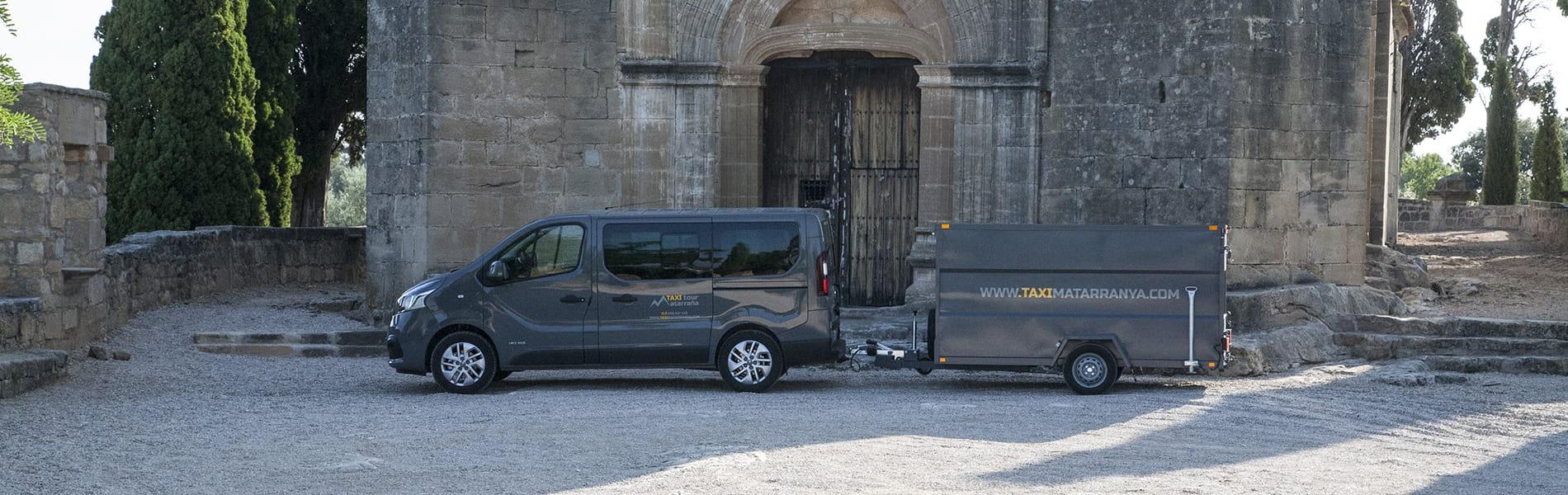 taxi matarranya tour